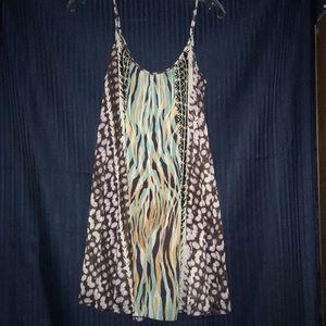 Express dress NWT xs spaghetti straps